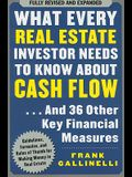 What Every Real Estate Investor Needs to Know about Cash Flow: And 36 Other Key Financial Measures