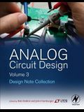 Analog Circuit Design Volume Three: Design Note Collection