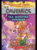 Sea Monster Surprise (Geronimo Stilton Cavemice #11), 11