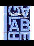 Saxon Algebra 1/2 Solutions Manual Third Edition