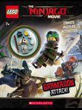 Garmadon Attack! (Lego Ninjago Movie: Activity Book with Minifigure) [With Lego Minifigure]