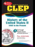 CLEP History of the United States II w/CD (REA) - The Best Test Prep for the CLE (Test Preps)