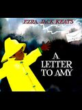A LETTER TO AMY (PAPERBACK) 1998 PUFFIN (Picture Puffins)