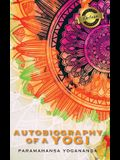 Autobiography of a Yogi (Deluxe Library Binding) (Annotated)