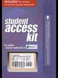 Webct Student Access Kit for Nutrition for Life