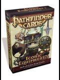 Pathfinder Cards: Iconic Equipment 3 Item Cards Deck