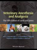 Lumb and Jones' Vet Anesthesia