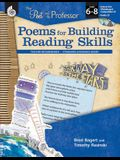 Poems for Building Reading Skills Levels 6-8 (Levels 6-8): Poems for Building Reading Skills [With CDROM and CD (Audio)]
