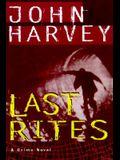 Last Rites: A Crime Novel