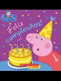 ¡Feliz Cumpleaños! = Happy Birthday!