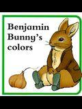 Benjamin Bunny's Colors