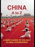 China: An A-Z