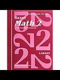 Saxon Math 2 Part Two