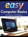 Easy Computer Basics, Windows 10 Edition