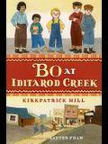 Bo at Iditarod Creek