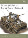 M3 & M5 Stuart Light Tank 1940 45