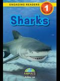 Sharks: Animals That Make a Difference! (Engaging Readers, Level 1)
