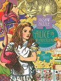 Alice in Wonderland Jigsaw Puzzle: 500 Pieces