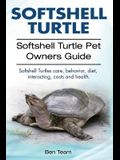 Softshell Turtle. Softshell Turtle Pet Owners Guide. Softshell Turtles care, behavior, diet, interacting, costs and health.