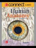 Connect Access Card for Saladin Human Anatomy