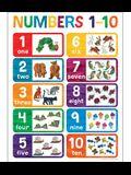 World of Eric Carle(tm) Numbers 1-10 Chart