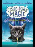 Sticks & Stones (Upside-Down Magic #2), 2