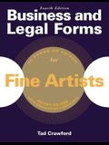 Business and Legal Forms for Fine Artists [With CD (Audio)]