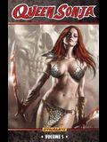 Queen Sonja Volume 5: Ascendancy