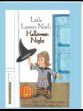 Little Lauren Noel's Halloween Night