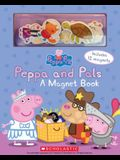 Peppa and Pals: Magnet Book (Peppa Pig): A Magnet Book [With Magnet(s)]