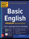 Practice Makes Perfect Basic English, Second Edition: (Beginner) 250 Exercises + 40 Audio Pronunciation Exercises (Practice Makes Perfect Series)
