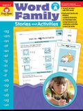 Word Family Stories & Activities Level a