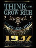 Think and Grow Rich: 1937 Original Masterpiece