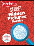 Secret Hidden Pictures(r) Puzzles
