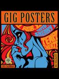 Gig Posters Calendar: Rock Art for the 21st Century