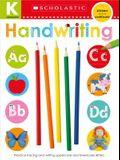 Handwriting Kindergarten Workbook: Scholastic Early Learners (Skills Workbook)