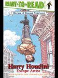 Harry Houdini: Escape Artist (Ready-To-Read Level 2)