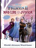 Frozen 2 Mad Libs Junior