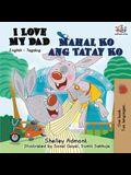 I Love My Dad Mahal Ko ang Tatay Ko: English Tagalog