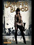 Jennifer Blood Volume 4: The Trial of Jennifer Blood