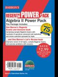 Regents Algebra II Power Pack: Let's Review Algebra II + Regents Exams and Answers: Algebra II