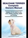 Sealyham Terrier Complete Owners Manual. Sealyham Terrier book for care, costs, feeding, grooming, health and training.