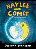 Haylee and Comet: A Tale of Cosmic Friendship
