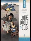 Lone Wolf & Cub Omnibus, Volume 1