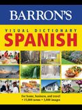 Visual Dictionary: Spanish: For Home, Business, and Travel