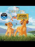 Disney the Lion King: Movie Storybook / Libro Basado En La Película (English-Spanish)