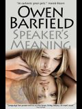 Speaker's Meaning