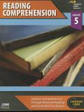 Steck-Vaughn Core Skills Reading Comprehension: Workbook Grade 5