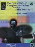 The Drummer's Complete Vocabulary as Taught by Alan Dawson: Book & Online Audio