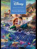 Thomas Kinkade Studios: Disney Dreams Collection 2020 Monthly Pocket Planner Cal